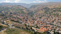 محافظة زحلة في لبنان