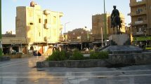 مدينة هجين في دير الزور