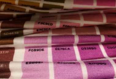 أنواع الطباعة على القماش